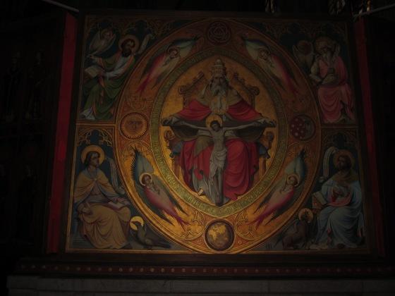 Trinity Mandorla